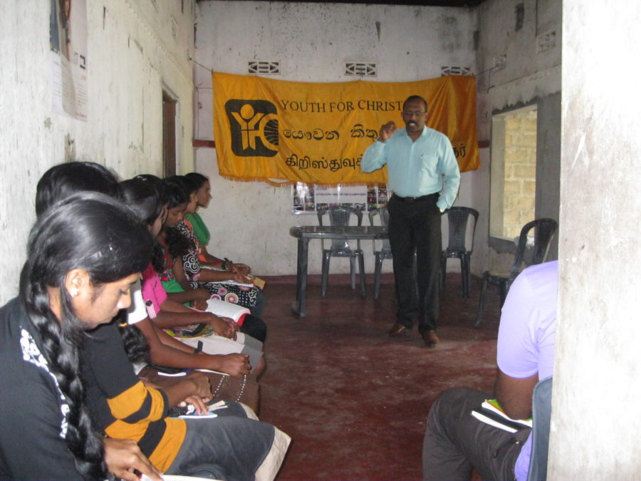 Special bible study in Kaiveli (3)